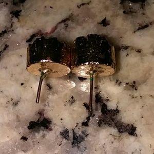 Panacea Jewelry - Druzy stud earrings